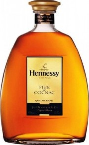 Fine de Cognac EYO, 0,7 l, Hennessy - dárkové balení