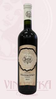 Frankovka barrique, pozdní sběr, 2013, Vinařství Vitis Strážnice (VÝPRODEJ)