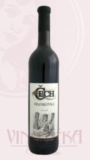 Frankovka, zemské, Vinařství Čech