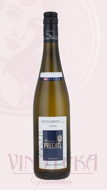Grüner Veltliner, DAC, 2018, Classic, Weingut Prechtl