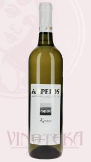 Kerner, pozdní sběr, 2016, Vinařství Ampelos