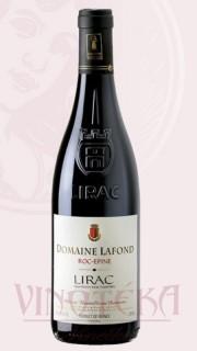 Lirac Rouge, AOP, 2015, Domaine Lafond Roc-Epine