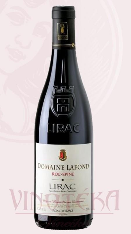 Lirac Rouge AOC Roc-Epine