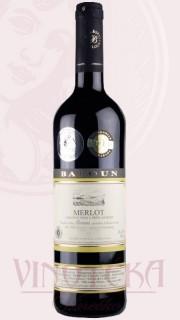 Merlot, pozdní sběr, 2013, Vinařství Baloun