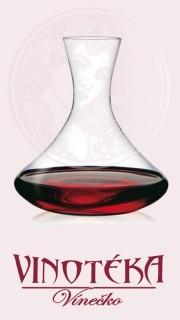 Merlot Španělsko - stáčené víno