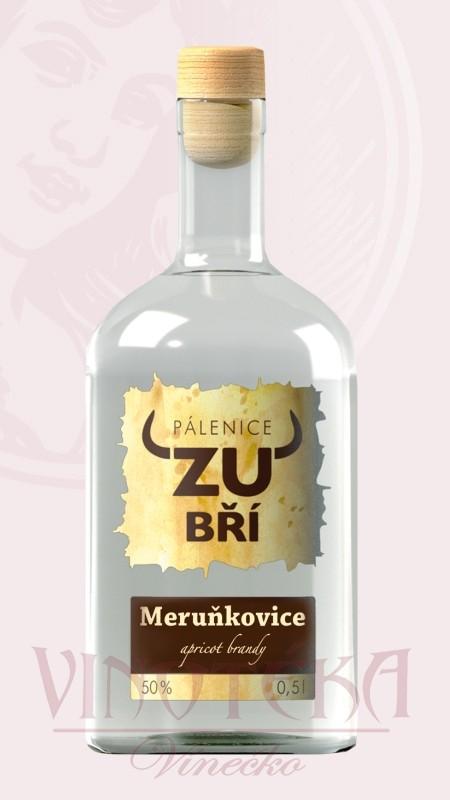 Meruňkovice, Zubří