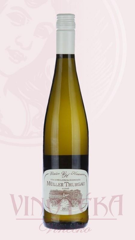 Muller Thurgau Vinice Hnanice
