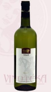 Müller Thurgau, pozdní sběr, 2016, Vinařství Mádl