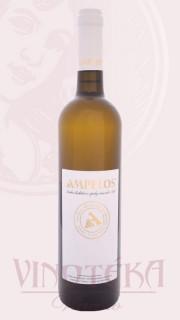 Neuburské, pozdní sběr, 2016, Vinařství Ampelos