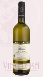 Pálava, pozdní sběr, 2018, Vinařství Baloun