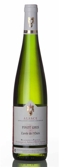 Pinot Gris, Alsace, Charles Frey Domaine Frey