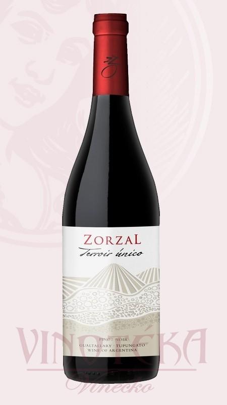 Pinot noir, Zorzal