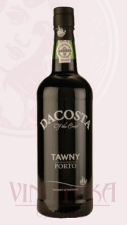 Portské, tawny, Dacosta