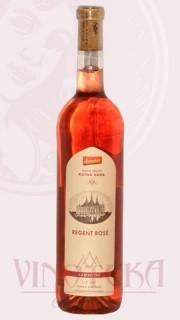 Regent rosé, kabinet, 2017, Vinné sklepy Kutná Hora