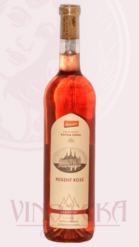 Rosé, Vinné sklepy Kutná Hora