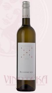 Rulandské bílé, kabinet, 2017, Vinařství Beneš