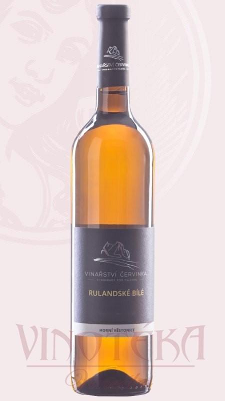 Rulandské bílé, Vinařství Červinka