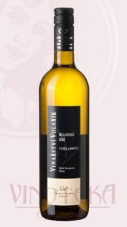 """Rulandské bílé """"Levá Klentnická"""", pozdní sběr, 2018, Vinařství Volařík"""