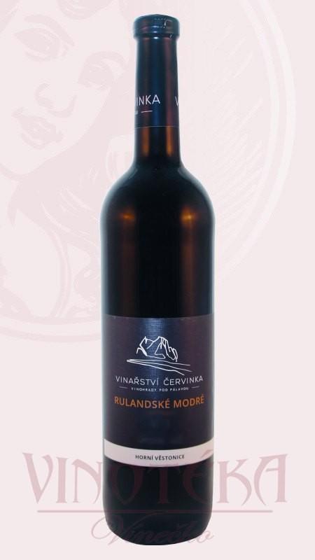 Rulandské modré, Vinařství Červinka