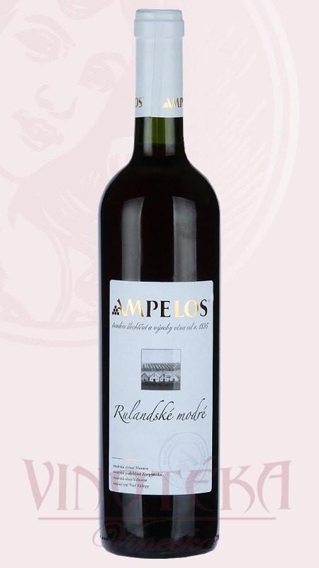 Rulandské modré, Vinařství Ampelos