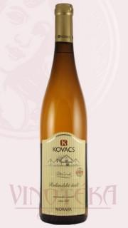 Rulandské šedé, zemské 2016, Vinařství Kovacs