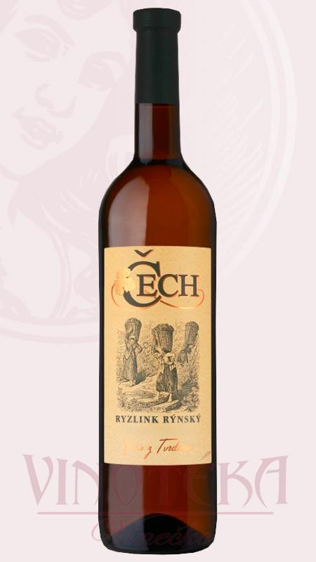 Ryzlink rýnský, Vinařství Čech