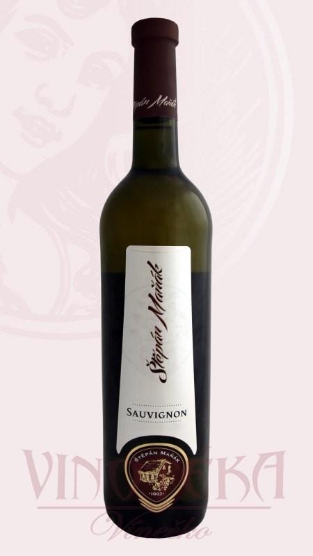 Sauvignon, pozdní sběr, Vinařství Štěpán Maňák