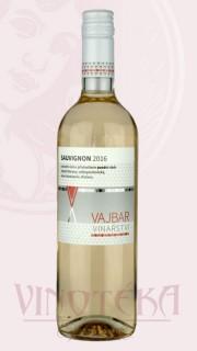 Sauvignon, pozdní sběr, 2016, Vinařství Vajbar (VÝPRODEJ)