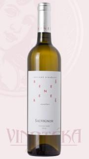 Sauvignon, pozdní sběr, 2017, Vinařství Beneš