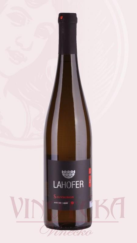 Sauvignon, výběr z hroznů, 2016, Vinařství Lahofer