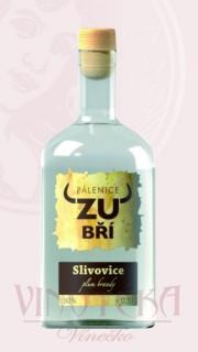 Slivovice - Zubří